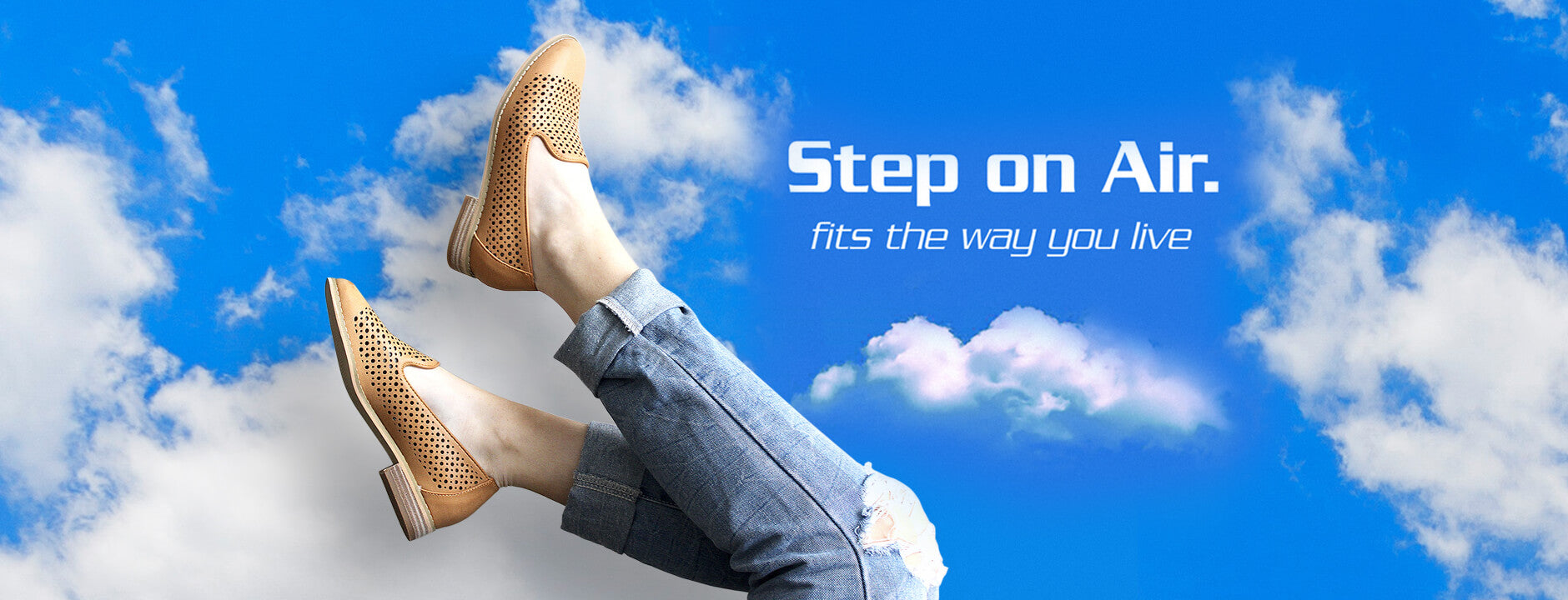 STEP ON AIR WALK