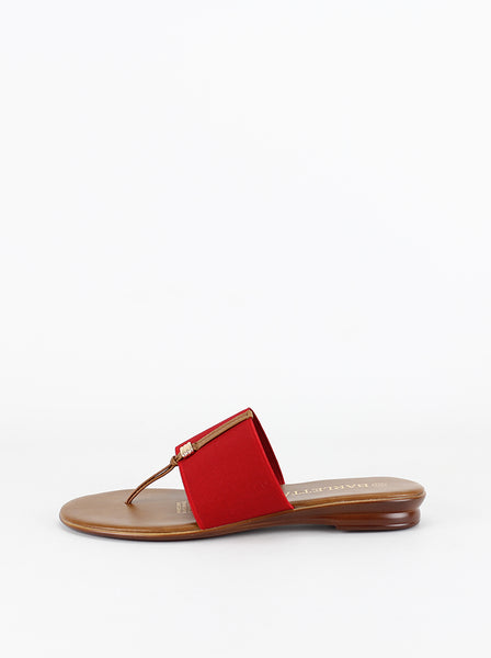 Severo - Red Resort Sandal by Barletta