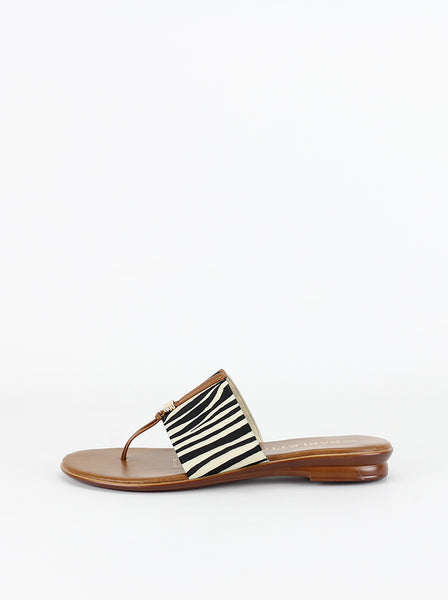 Severo - Zebra Resort Sandal by Barletta