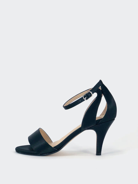 Ardia - Black Evening Shoe by Clarice