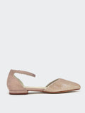 Maree - Flat Evening Shoe by Clarice