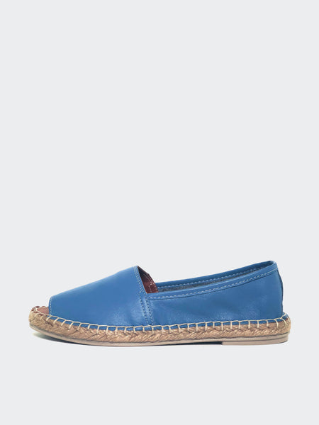 Mersey - Blue Casual Flats by Mago