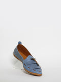 Whip-Blue Ladies Comfort Shoe by Mago