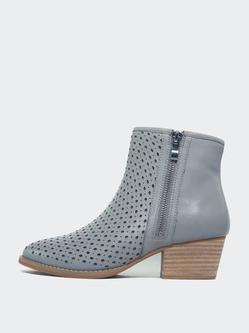 Andrea - Stylish Leather Ankle Boot By MG Footwear