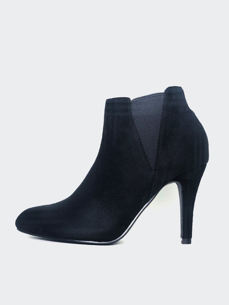 Xtreme - Black Classic Winter Ankle Boot By No! Shoes