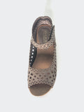 Bally - Taupe Comfortable Sandal By Step On Air