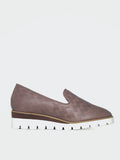 Camper - Taupe Comfort Platform Wedge By Step On Air