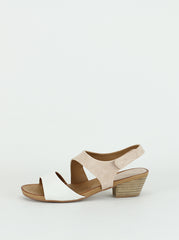 DIAGONAL (WHITE/BLUSH)