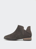 Faxon - Taupe Ankle Boot by Step on Air