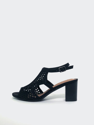 New Sophia - Block Heel Sandal by Step On Air