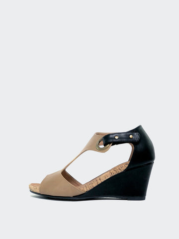 Parma - Wedge Sandal by Step On Air