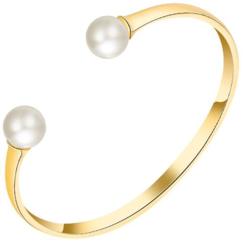 pearls products bracelet pearl large bracelets silver bangles bangle peal img gold arl