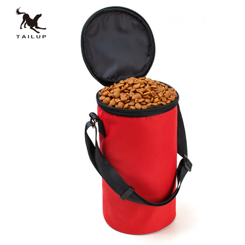 Collapsible Waterproof Dog Food Container