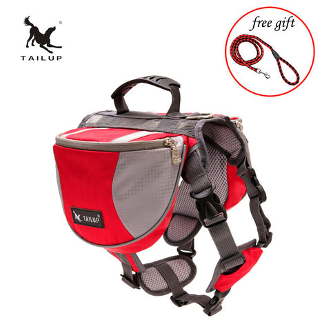 Dog Saddlebags For Small Medium Large Dogs (Free Gift)