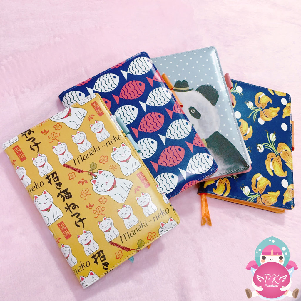Planner Hobonichi A5 Dibujos