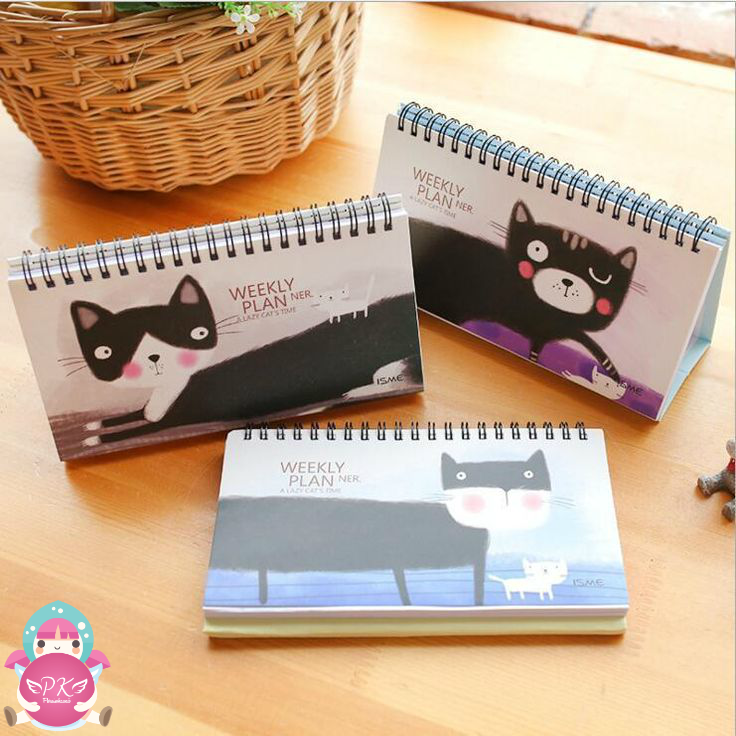 Weekly Planner Gato