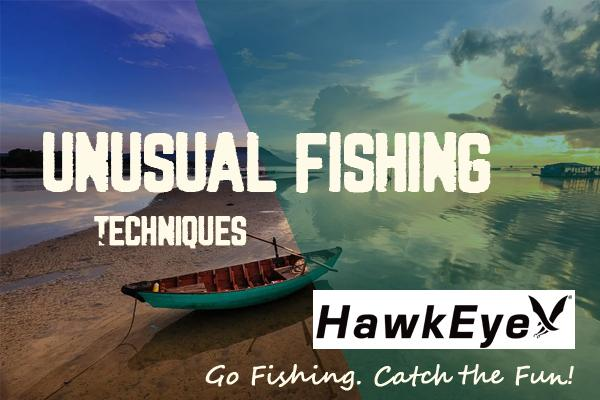 MORE UNUSUAL WAYS TO CATCH FISH
