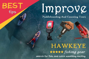 Paddleboarding And Canoeing Tours Improve With HawkEye Electronics