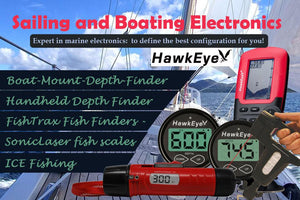 Fish Finders and Depth Sounders for the