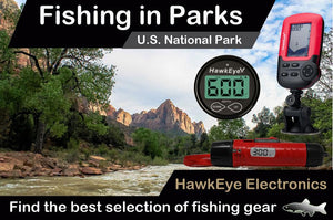 Fishing in the United States National Parks