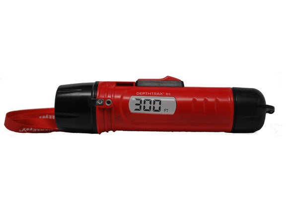Handheld depth finder tools