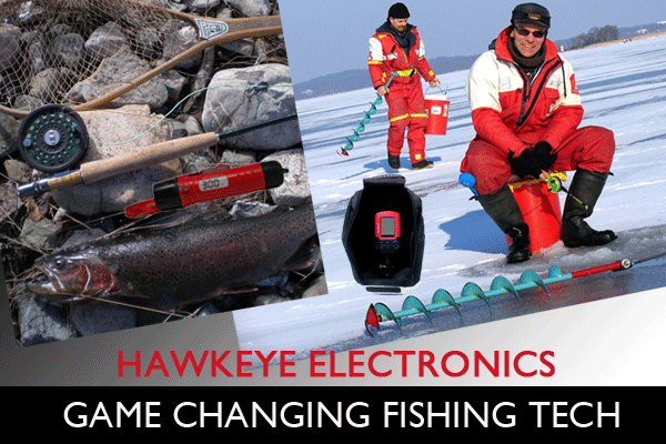 GAME CHANGING FISHING TECH FOR ANGLERS NEW AND OLD!
