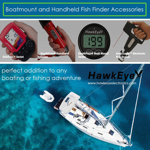 Boat mount series handheld and portable
