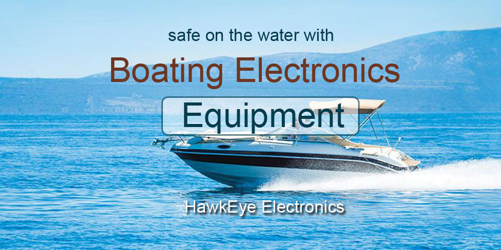 boating electronics accessories