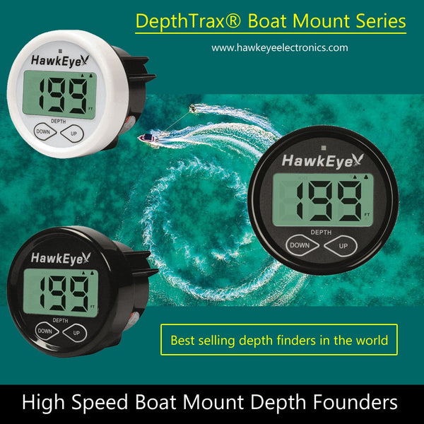 boat mount depth finder