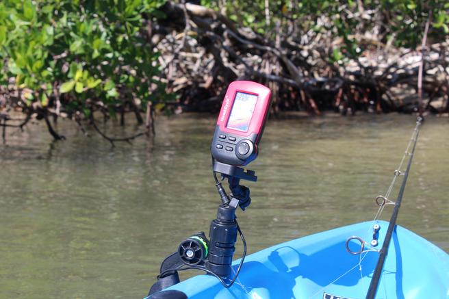 FishTrax 1-k PaddleSport Fish Finder