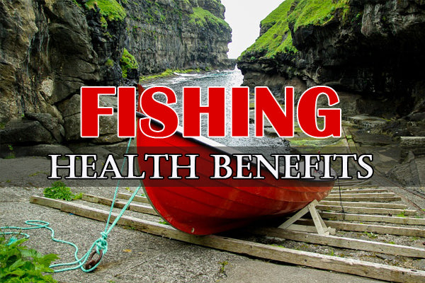 Fishing Healthy Part