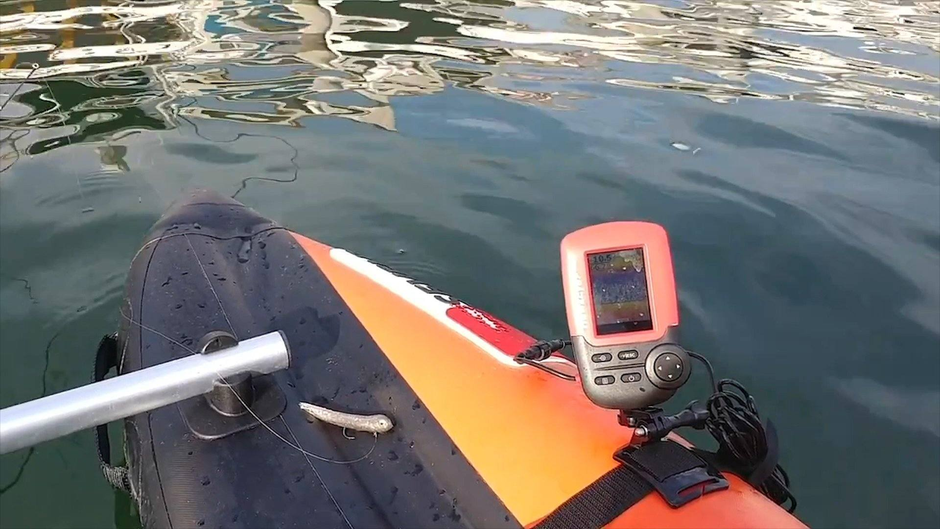 FishTrax 1C-f Float Tube Fish Finder