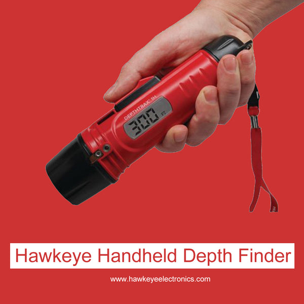 DepthTrax 1H Handheld Depth Finder