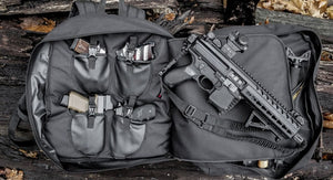 Big Bertha: The Best Shooting Range Backpack On The Market!
