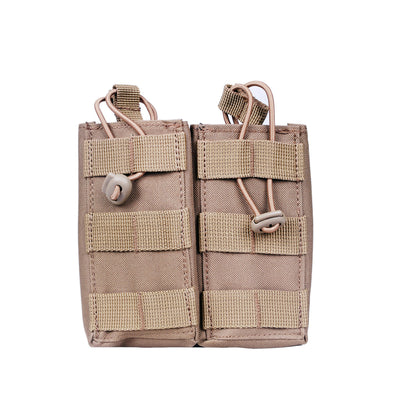 Double M4 Magazine MOLLE Pouch - Hackett Equipment