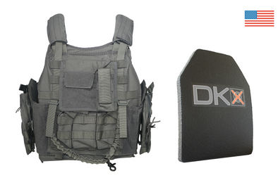Bravo One Plate Carrier / Level III+ Armor Combo