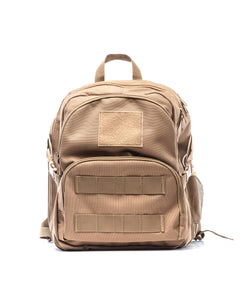 Little Bertha Two Pistol Range Back Pack Front View