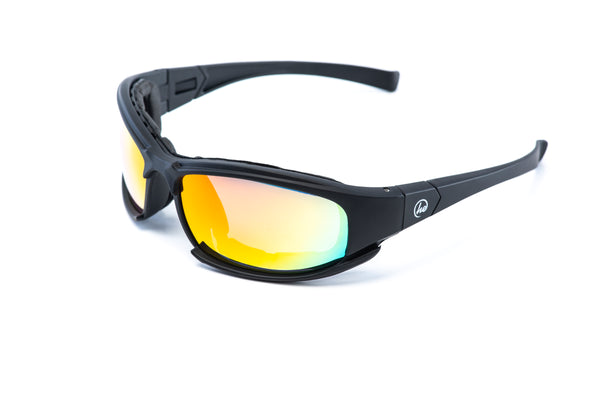 Tactical Shooting Glasses/Goggles Left Side View
