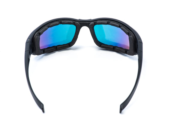 Tactical Shooting Glasses/Goggles Back View