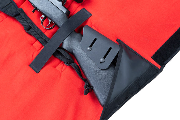 Rifle Burrito™- Slim Rifle Backpack & Shooting Mat