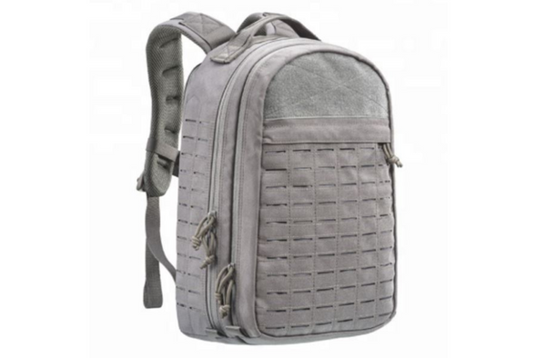 Urban Tac Pack in Ghost Grey Front