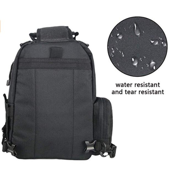 Tactical Sling Day Pack