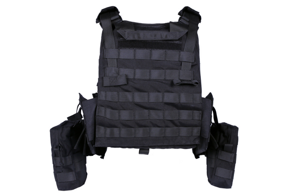 Alpha One Plate Carrier