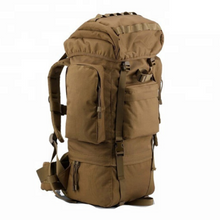 Ultimate RUCK Coyote Tan Back