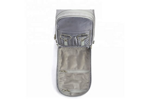 Urban Tac Pack in Ghost Grey Front Second Open