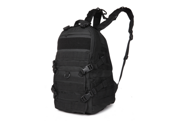 Rifleman Patrol Pack Side Black