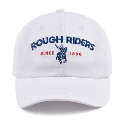 Teddy Roosevelt's Rough Riders since 1898 Classic White Hat - Hackett Equipment