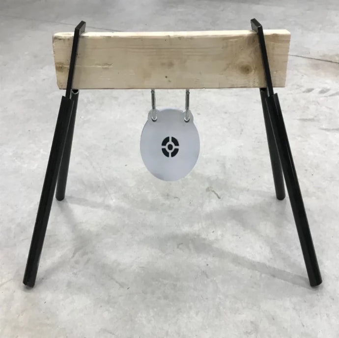 Single Gong Target & Stand