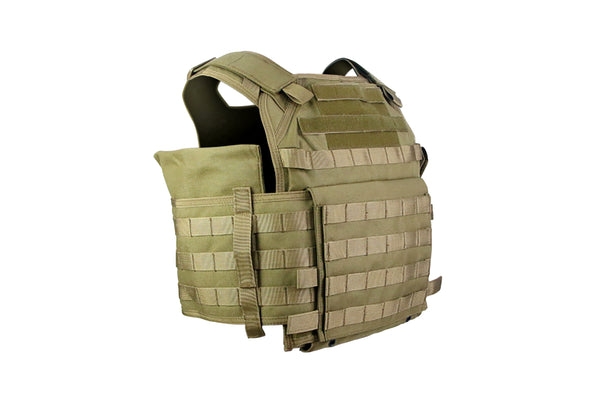 Delta One Plate Carrier / Level III+ Armor Combo + Side Plates
