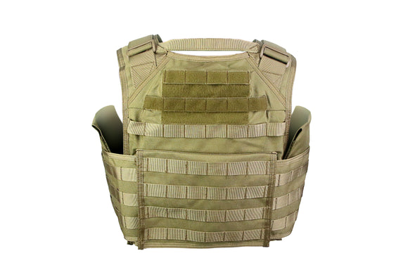 Delta One Plate Carrier